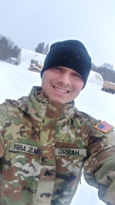 Matthew Hassig, Army Reserves