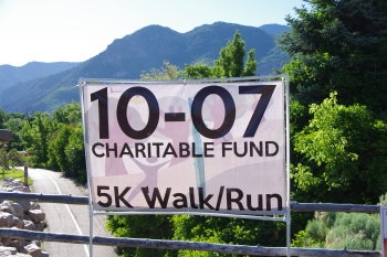 4th Annual 10-07 5K Walk-Run